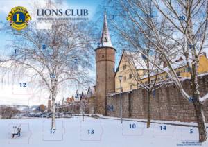 Lions Club Adventskalender 2018
