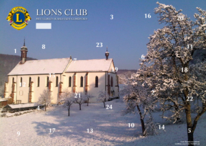 Lions Club Karlstadt Adventskalender 2019