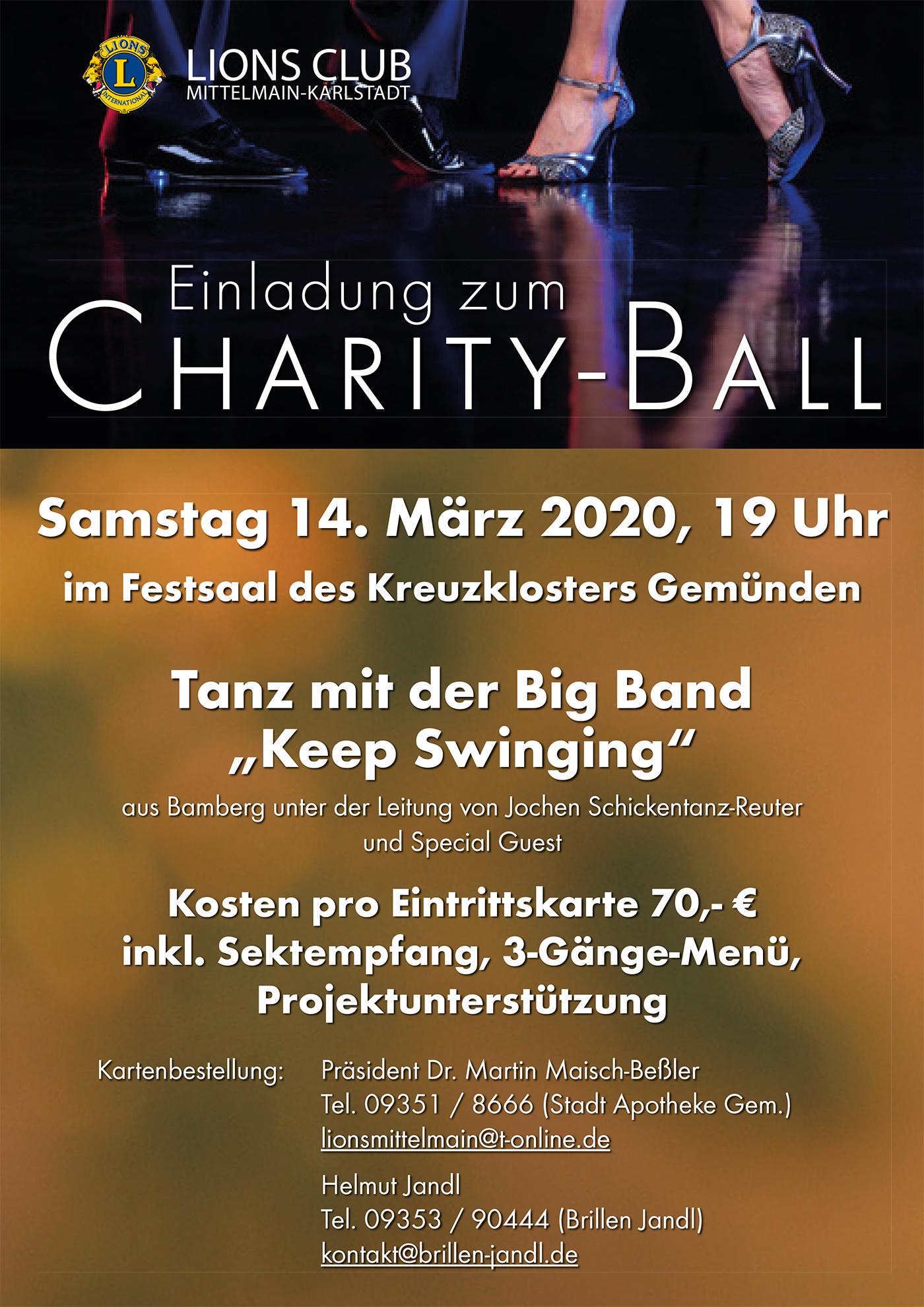 Charity Ball 2020